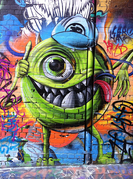 Melbourne's Best Street Art