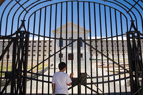 Old Fremantle Prison