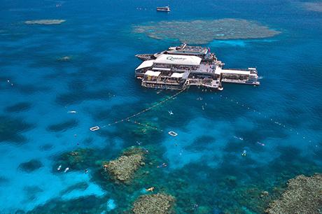 Quicksilver Great Barrier Reef