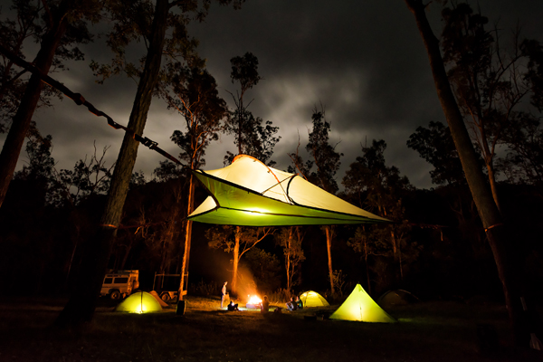 Clarence Valley camping