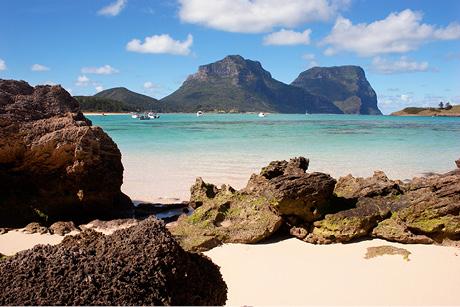 Lord Howe Island, Australian Islands