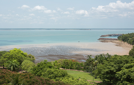 Tiwi Islands, Australia Island