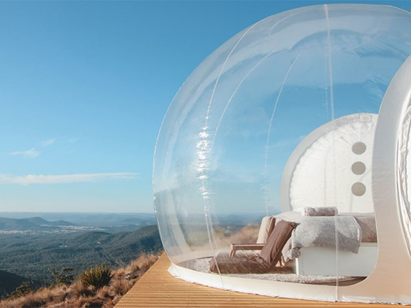Bubble Tent glamping