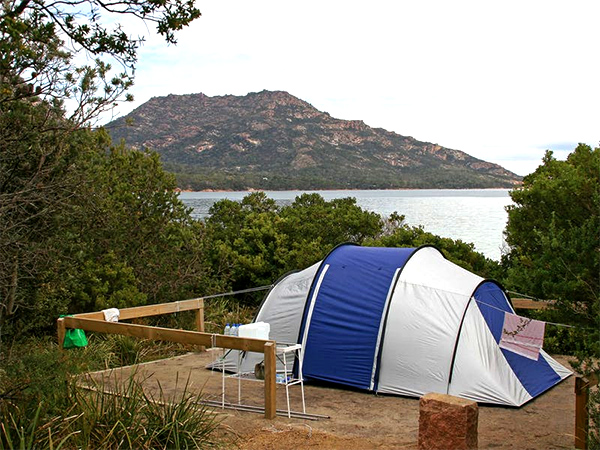 Freycinet national park camping