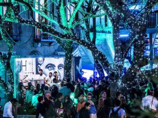 Parramatta Lanes festival George Gittany
