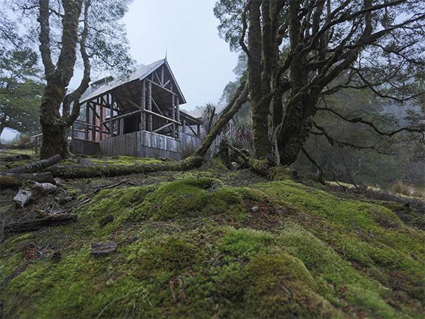 Waldheim cabin