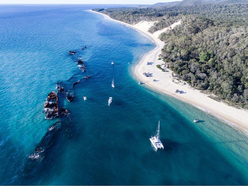 Tangalooma Moreton Island