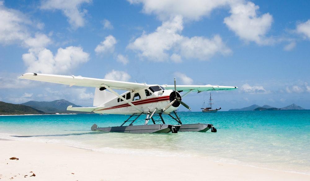 Seaplane Hamilton Island