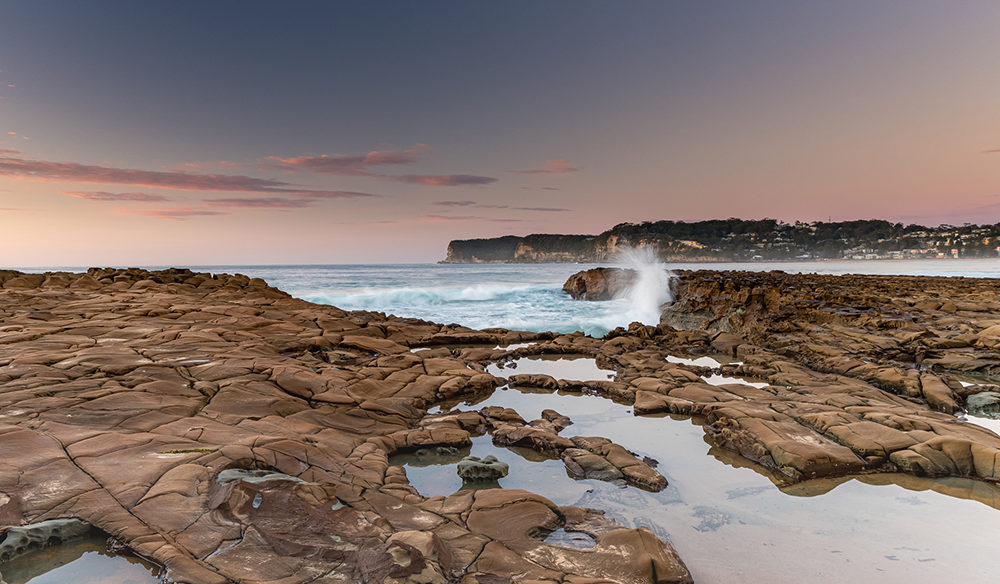 Avoca Beach central coast