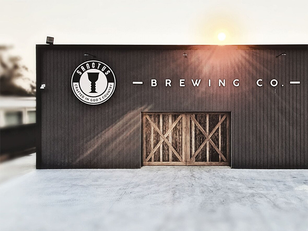 Sanctus brewing co