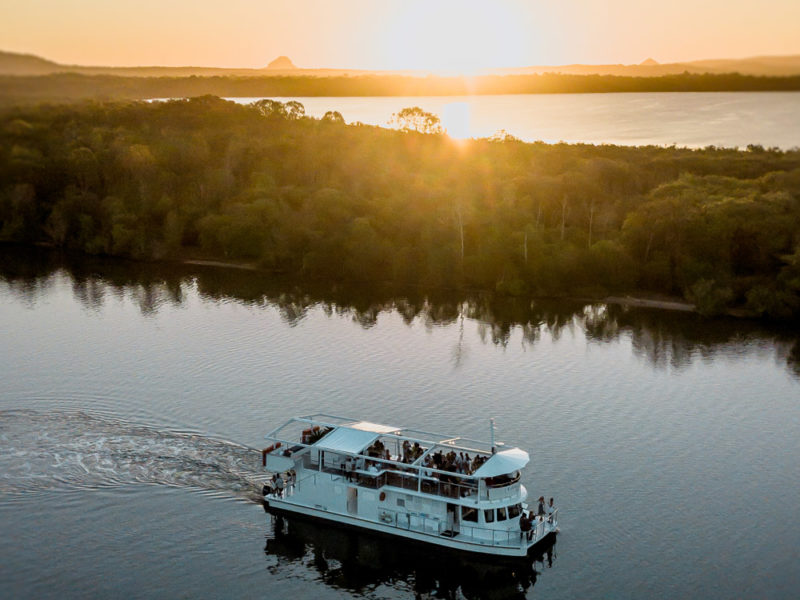 Sunset Cruise Noosa River