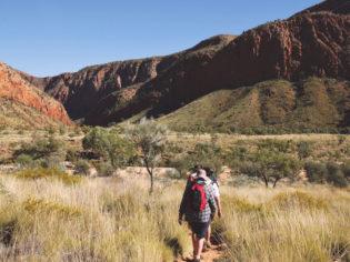 Larapinta Trail, Northern Territory