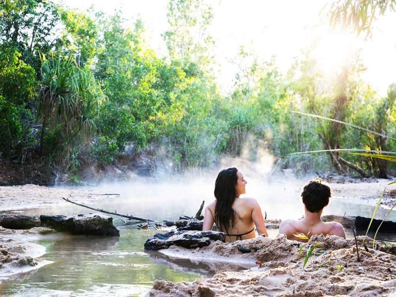 Douglas Hot Springs, Northern Territory