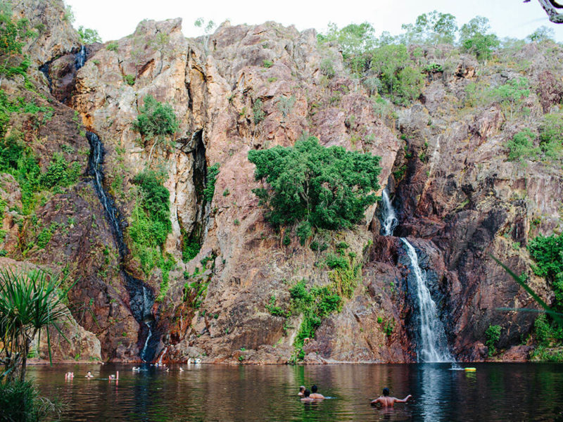 Wangi Falls Litchfield