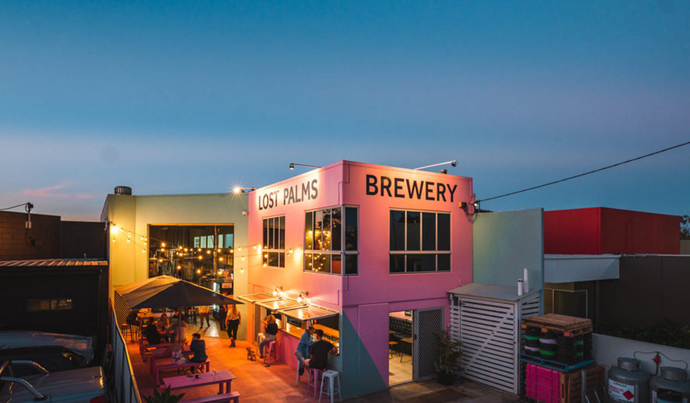 Lost Palms Brewing Co Burleigh Heads