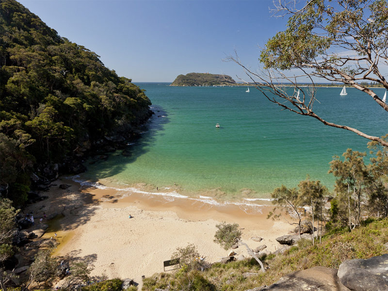 Resolute Beach Sydney