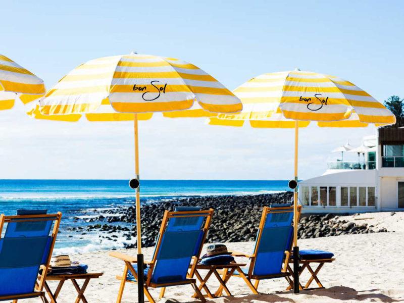 bon sol beach