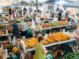 Perth markets
