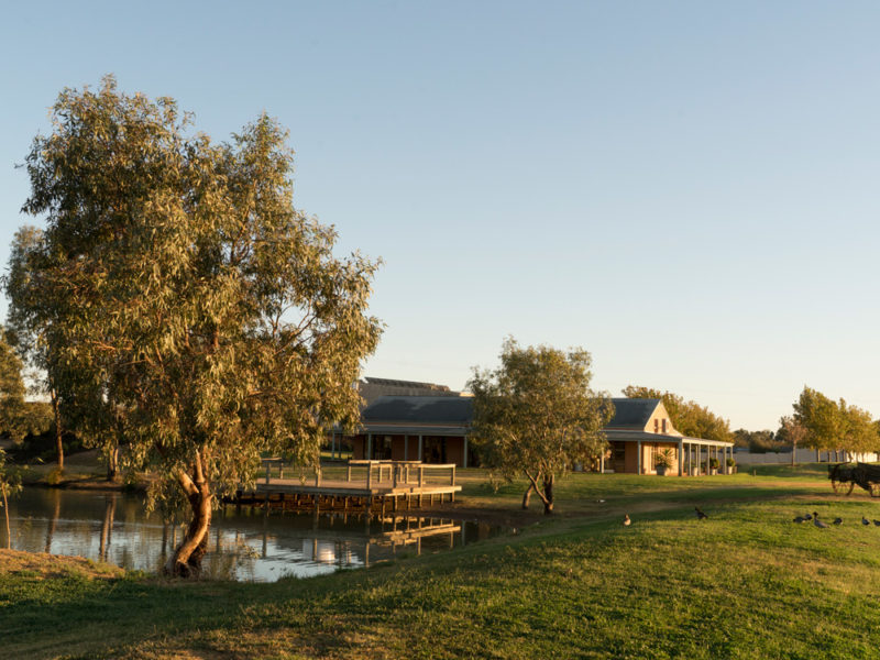 st annes winery murray river valley