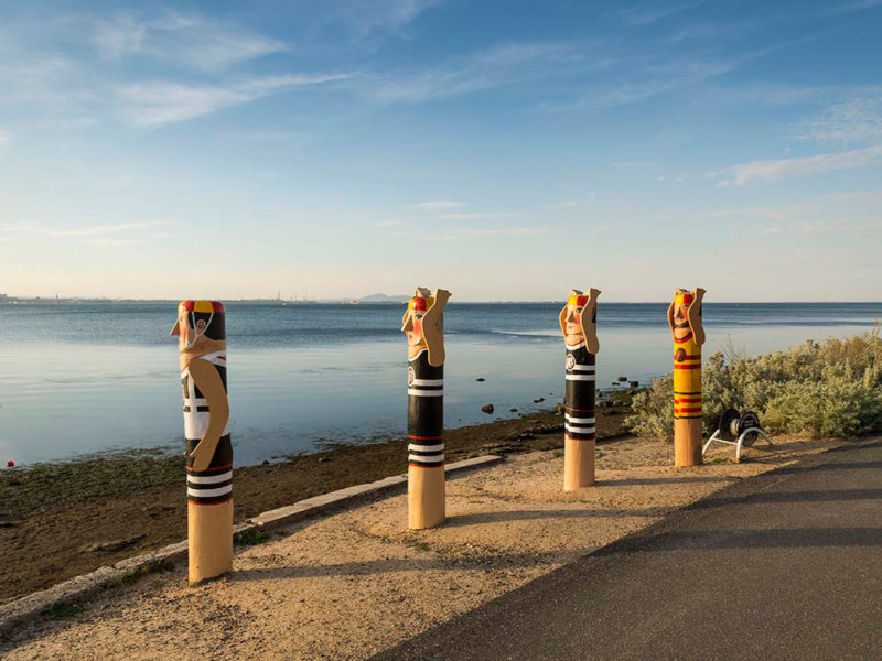 Bollard Trail Geelong