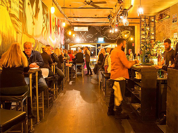 Pocket Bar, Central Coast