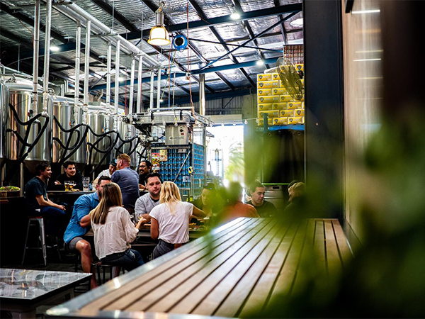 Six String Brewing co