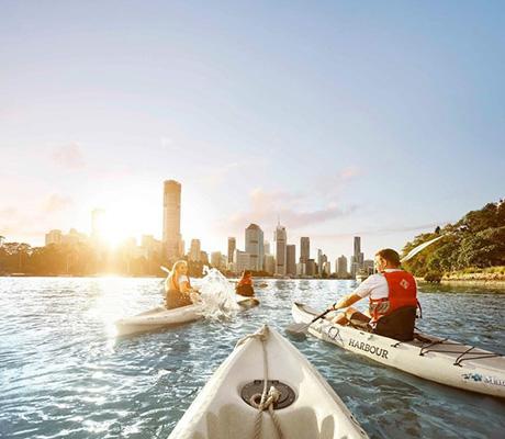 Riverlife Kayaking Brisbane