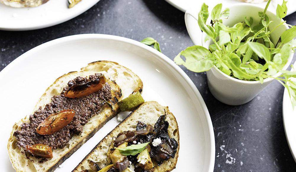 Norfolk Island food plate