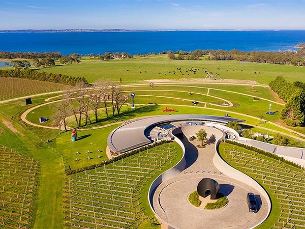 Pt. Leo Estate Sculpture Park