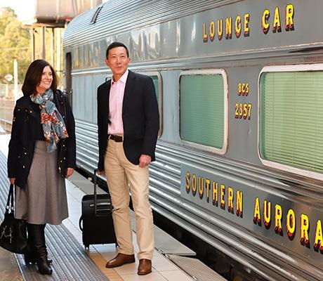 Southern Aurora, Vintage Rail Journeys