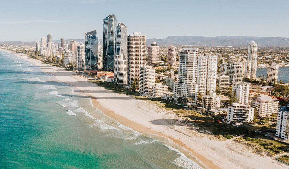 Gold Coast beaches and swimming spots