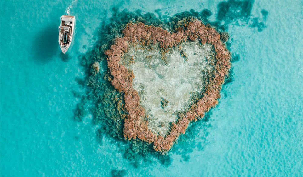 Hamilton Island Heart Reef