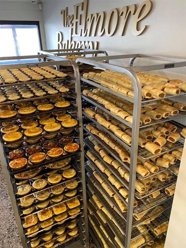 The Elmore bakery