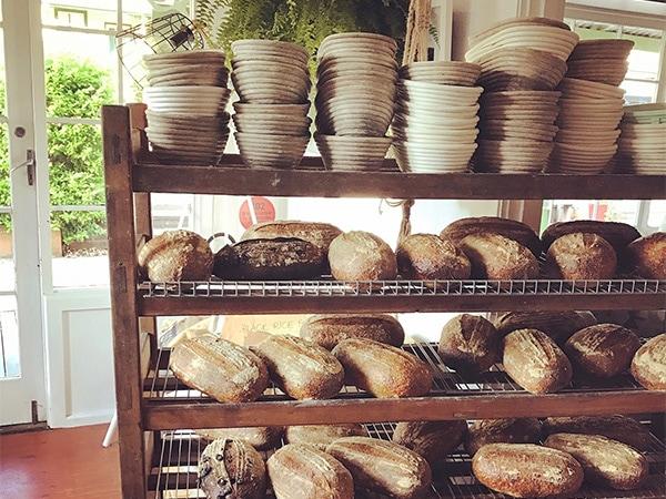 Kangaroo Valley farm bakery