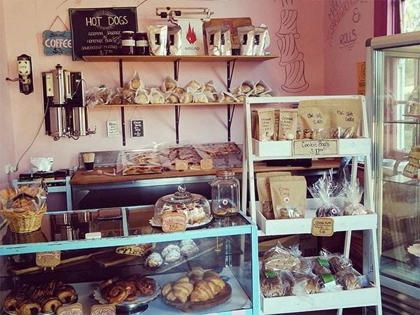 Yallingup Woodfired Bakery, Yallingup