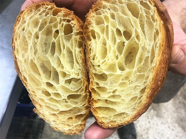 Croissant Wild Ryes bakery