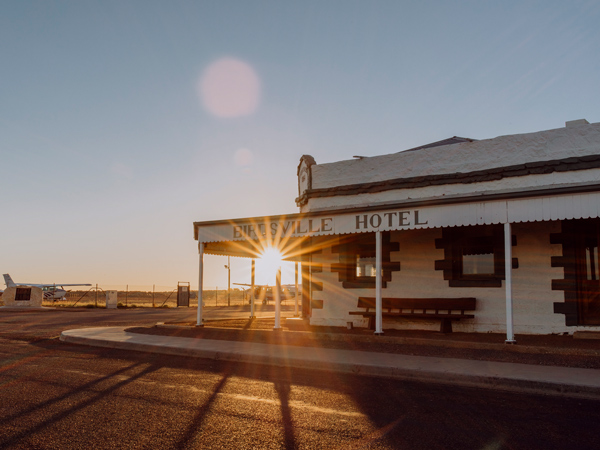 Birdville Hotel