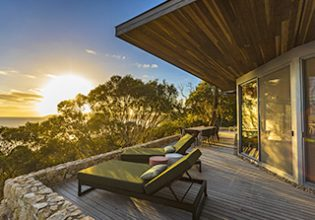 Dune House, Kangaroo Island, NSW Australia